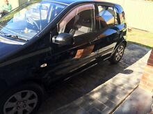 Hyundai Getz auto Mount Druitt Blacktown Area Preview
