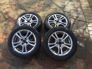 4x100 alloy wheels Kings Park Blacktown Area Preview
