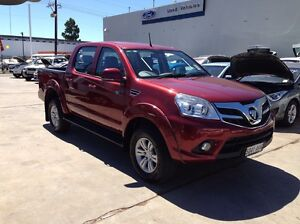 Foton Tunland dual cab ute Hectorville Campbelltown Area Preview