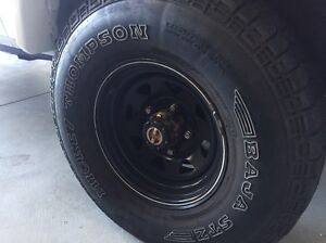 Mickey Thompson tyres and rims Yokine Stirling Area Preview