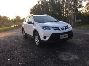 TOYOTA RAV 4 Cooroibah Noosa Area Preview