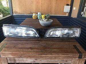 Nissan S14 200sx headlights Hilton Fremantle Area Preview