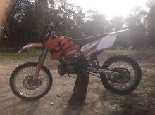 KTM SX 250 Kingsley Joondalup Area Preview