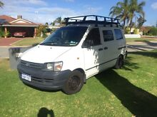 1997 Toyota townace van automatic aircon Greenfields Mandurah Area Preview