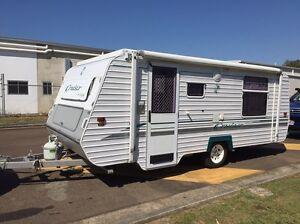 16', Regent Cruiser, Pop Top Caravan, Sunshine Coast Palmwoods Maroochydore Area Preview