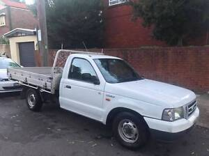 2004 Ford Courier Ute Rozelle Leichhardt Area Preview