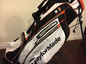 Taylormade golf stand bag Evanston Park Gawler Area Preview