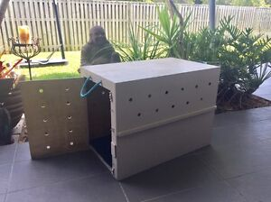DOG PUPPY CRATE ~ TRAINING TRAVEL CRATE Sippy Downs Maroochydore Area Preview