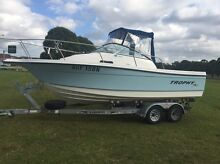 Trophy 2052  walk around pro 2006  in excellent condition Guildford Parramatta Area Preview