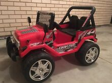 FOR SALE KIDS ELECTRIC RIDE IN 4X4 Mount Barker Mount Barker Area Preview