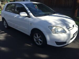 2005 Toyota Corolla conquest Oakleigh South Monash Area Preview