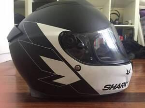 Shark Speed R IKE Motorbike Helmet Springwood Blue Mountains Preview