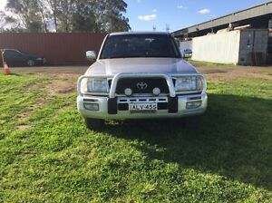 2002 Toyota LandCruiser GXV Orchard Hills Penrith Area Preview
