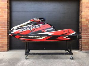 2013 Rickter XFS stand up jet ski Albion Brisbane North East Preview