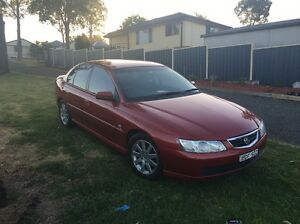 Holden commodore VY Berlina Rutherford Maitland Area Preview
