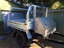 Trailer off road 4wd solid chassis alloy tray camping Penrith Penrith Area Preview
