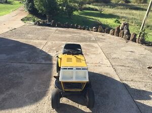 Greenfield ride on mower  lawnmower Warrnambool Warrnambool City Preview