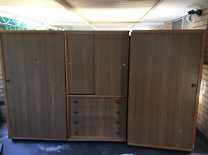 2 DOORS WARDROBE 4 DRAWERS Dianella Stirling Area Preview