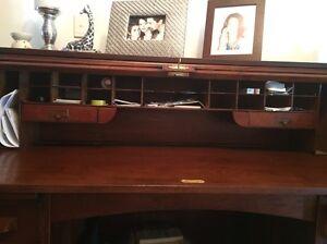 Antique rolltop desk Noranda Bayswater Area Preview