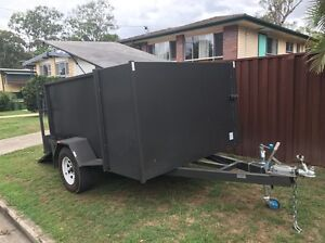7x5 enclosed mower trailer Albany Creek Brisbane North East Preview