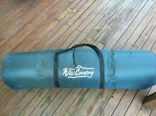 Oztrail Self inflating Mattress for Camping DOUBLE Hampton East Bayside Area Preview