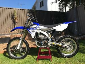 Yz250 2014 Battery Hill Caloundra Area Preview
