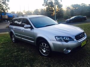 Subaru Outback 2.5i AWD 2004 MY05 Wagon Auto Kellyville The Hills District Preview