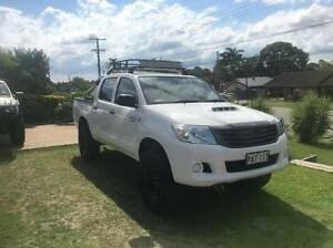2015 Toyota Hilux Ute Bethania Logan Area Preview