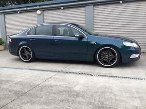 2009 Ford FG G6E turbo auto 2nd owner great condition Maitland Maitland Area Preview