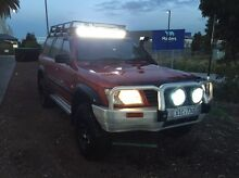 1999 Nissan patrol gu Reg and Rwc Roxburgh Park Hume Area Preview