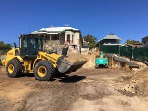 Earthmoving  loader, excavator, bobcat hire Perth Perth City Area Preview