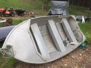 3.5 metre tinny with 8 hp mariner Swan Reach East Gippsland Preview