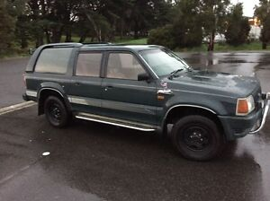 7 seater 4x4 Ford Raider Norwood Launceston Area Preview