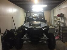 Polaris buggy 2016 used ones still new swaps for hilux Austral Liverpool Area Preview