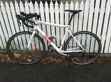 Road bike - Pedal Push - GREAT DEAL / ONLY TWO MONTHS USED Port Melbourne Port Phillip Preview