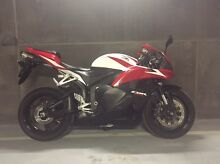Honda CBR 600RR 2009 ABS low Klms and long rego South Yarra Stonnington Area Preview
