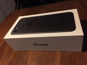 iPhone 7 Black 256GB Brand New Fitzroy Yarra Area Preview