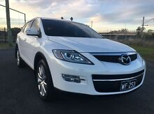 2008 Mazda CX-9 luxury model, 7 seater, low Kms, long rego! Campbelltown Campbelltown Area Preview