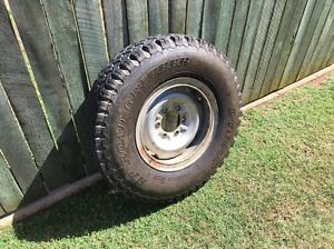 7.50x16 tyre Kalkie Bundaberg City Preview