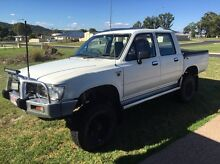 1997 Toyota Hilux Dual Cab 4 x 4 Stanthorpe Southern Downs Preview