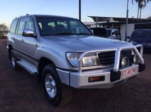 Lovely 100 series GXL. Land Cruiser. VGC. Cold air, 8 seats, Bargain!! Berrimah Darwin City Preview