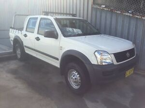 2006 Holden Rodeo Dual Cab Artarmon Willoughby Area Preview