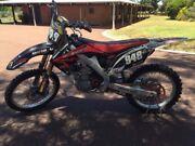2012 CRF250 Wandi Kwinana Area Preview