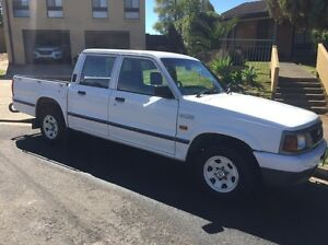 Ford Courier duel cab Ute Mount Pritchard Fairfield Area Preview