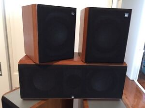 Welling Elegance Surround Sound Speakers Summer Hill Ashfield Area Preview