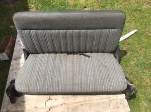 Rear Back Dickie seat Nissan Patrol Deloraine Meander Valley Preview