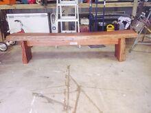 Timber bench seat Kureelpa Maroochydore Area Preview