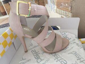 Nude women's Betts heels - Sz6 (37) Cairns Cairns City Preview