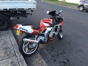 Honda cbr250rr South Hurstville Kogarah Area Preview