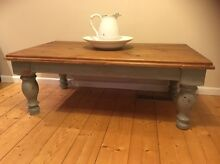 Shabby chic coffee table Mordialloc Kingston Area Preview
